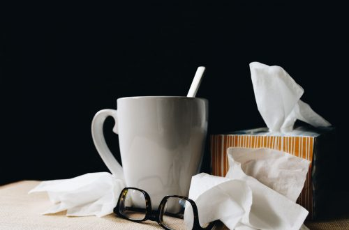 Items sick people use