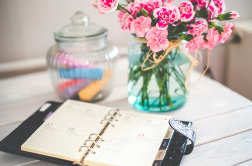A planner to help you organize your life