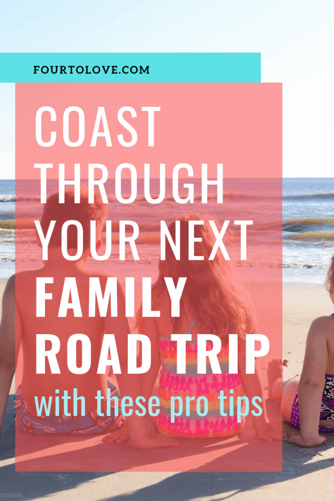 Coast through your next family road trip with these pro tips