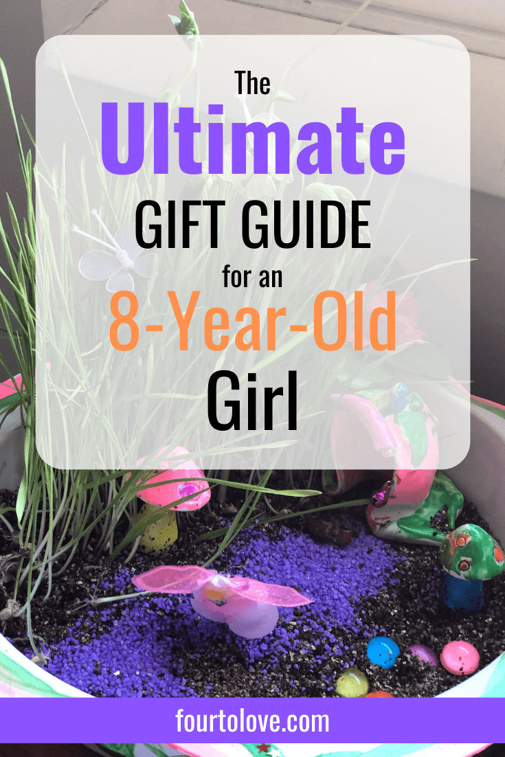 The ultimate gift guide for 8-year-old girls