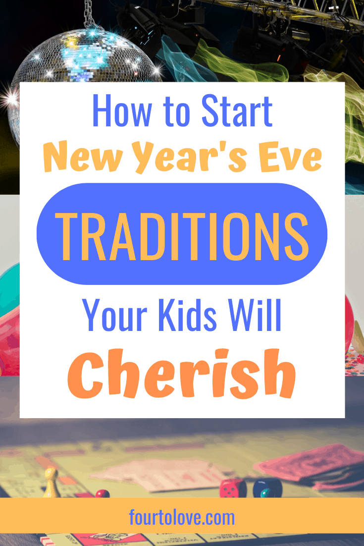 How to start New Year's Eve traditions your kids will cherish
