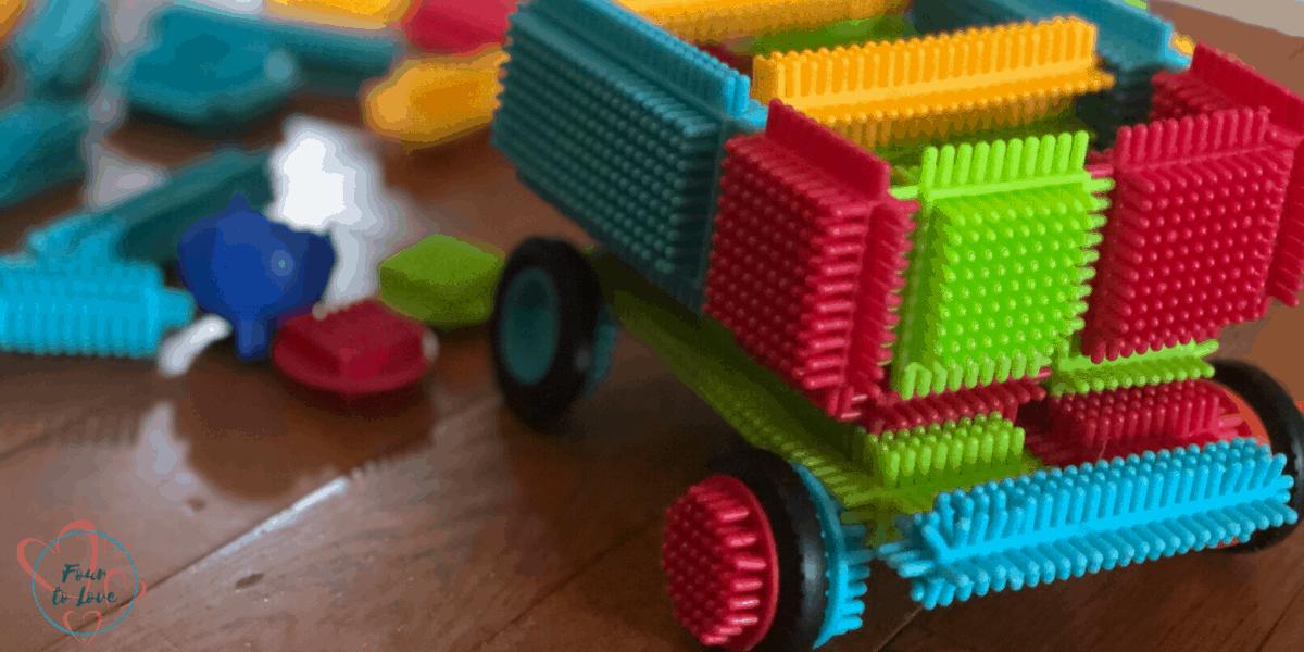 Bristle Blocks STEM creation