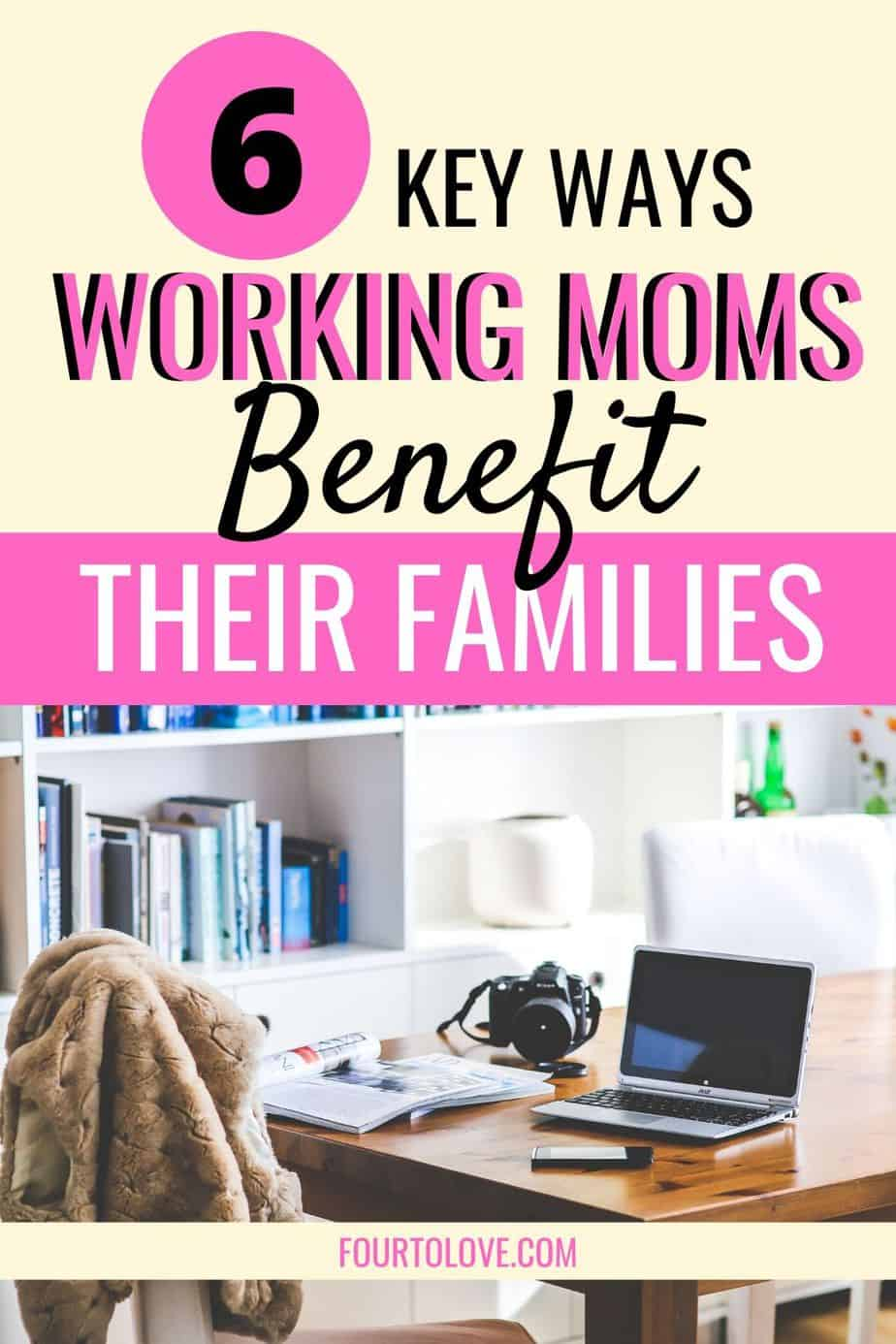 6 reasons to ditch the working mom guilt