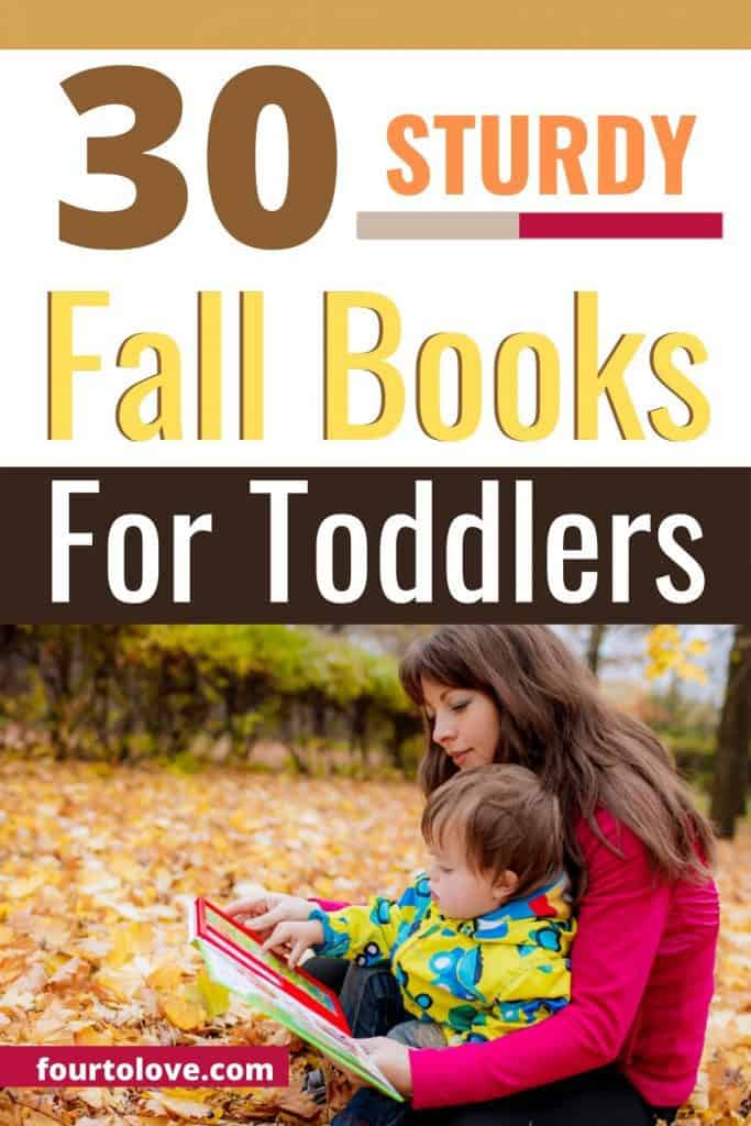 30 Sturdy Fall Books for Toddlers